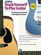Alfred's Teach Yourself to Play Guitar: Learn How to Play Guitar with this Complete Course! (Teach Yourself Series)