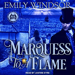 Marquess to a Flame: Rules of the Rogue Series, Book 3
