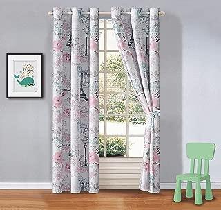 Best curtains eiffel tower Reviews