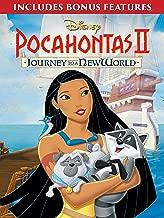 Pocahontas II: Journey to a New World (With Bonus Content)