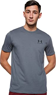 Under Armour Men's Sportstyle Left Chest Short Sleeve Top