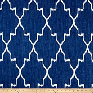 Lacefield Designs Monoco Fabric, Cobalt