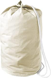 Bullet Missouri Cotton Sailor Bag (UK Size: 45 x 26 cm) (Natural)