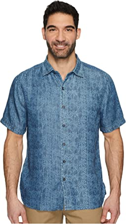 Tommy Bahama Block Party Palms Shirt