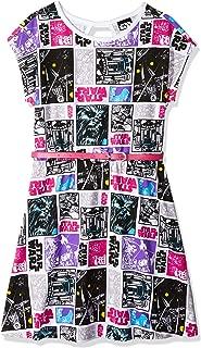 Star Wars Girls' Dress with Belt