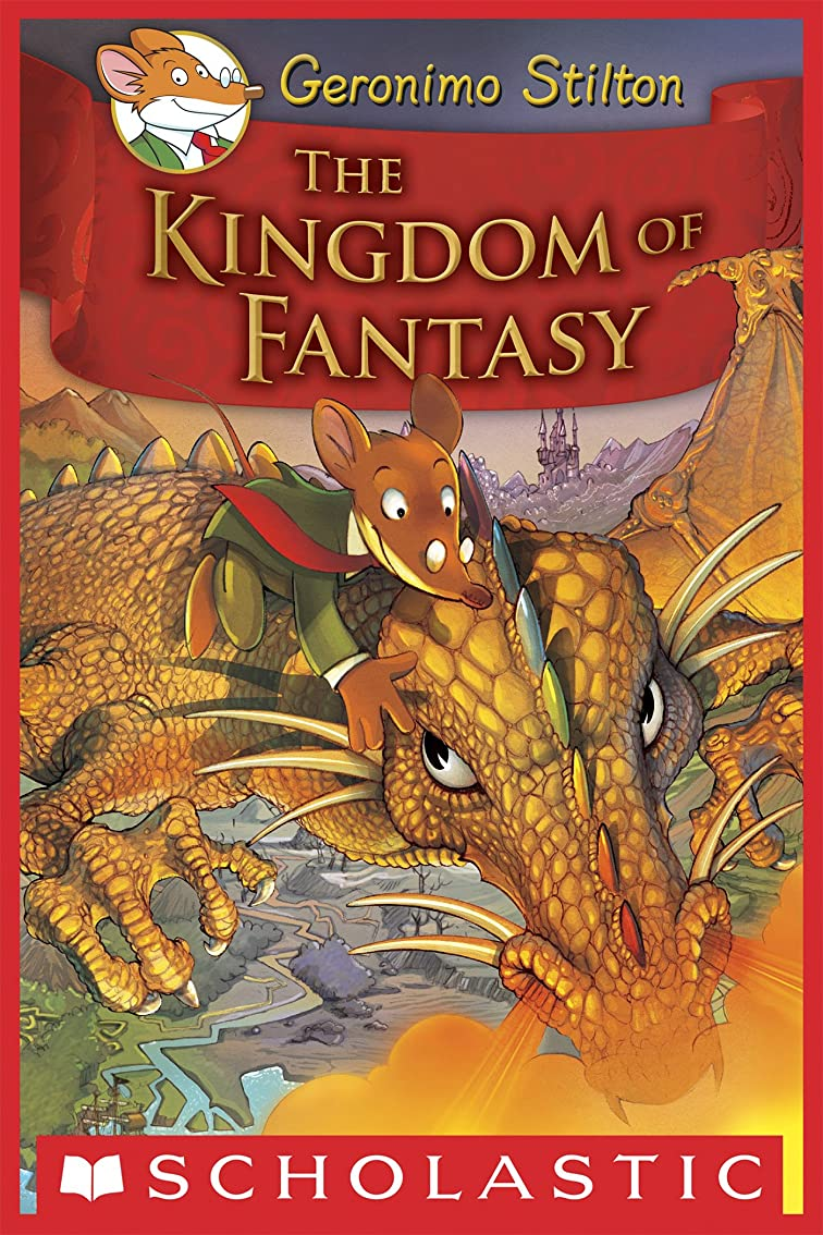 父方の削減才能のあるGeronimo Stilton and the Kingdom of Fantasy #1: The Kingdom of Fantasy (English Edition)