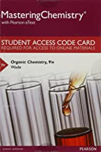 Mastering Chemistry with Pearson eText -- Standalone Access Card -- for Organic Chemistry (9th Edition)