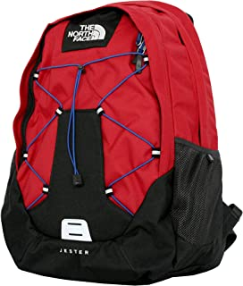 The North Face Men's Jester Laptop Backpack BOOK BAG (TNF RED)