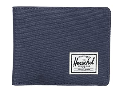 Herschel Supply Co. Roy RFID (Navy/Red) Wallet Handbags