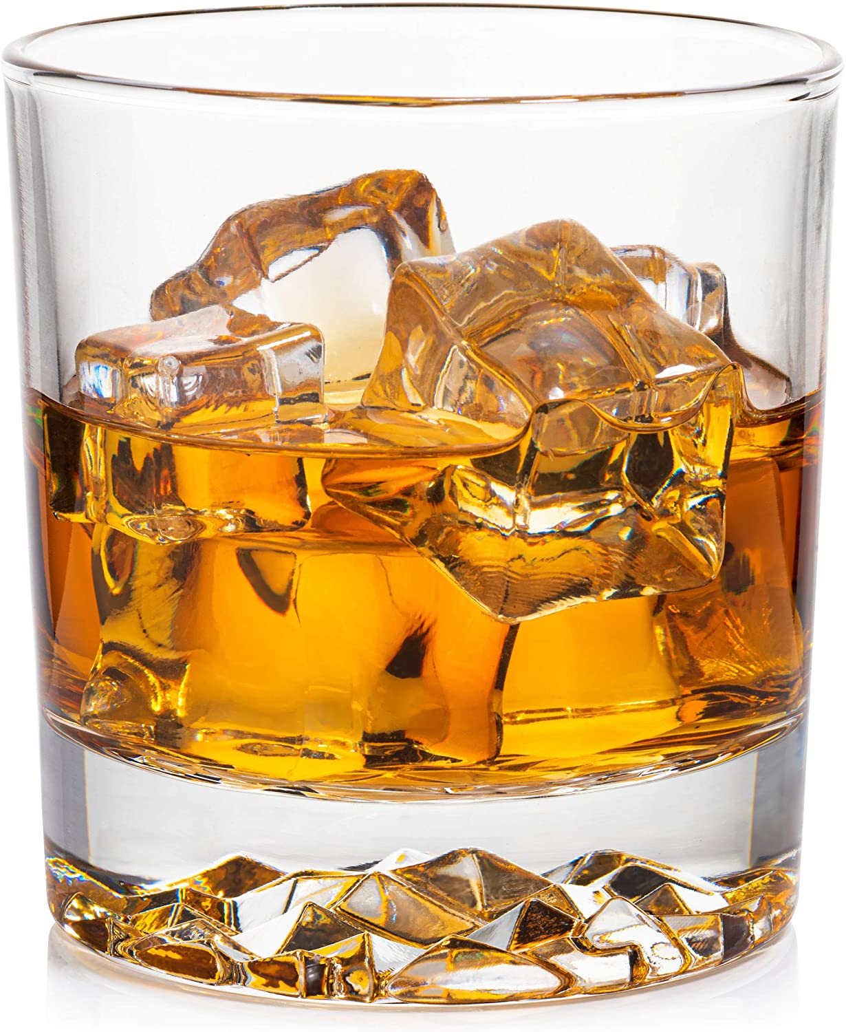 OBSIDIAN All items free shipping free shipping Whiskey Glasses Set of Imprin Mountain with 4 Brilliant