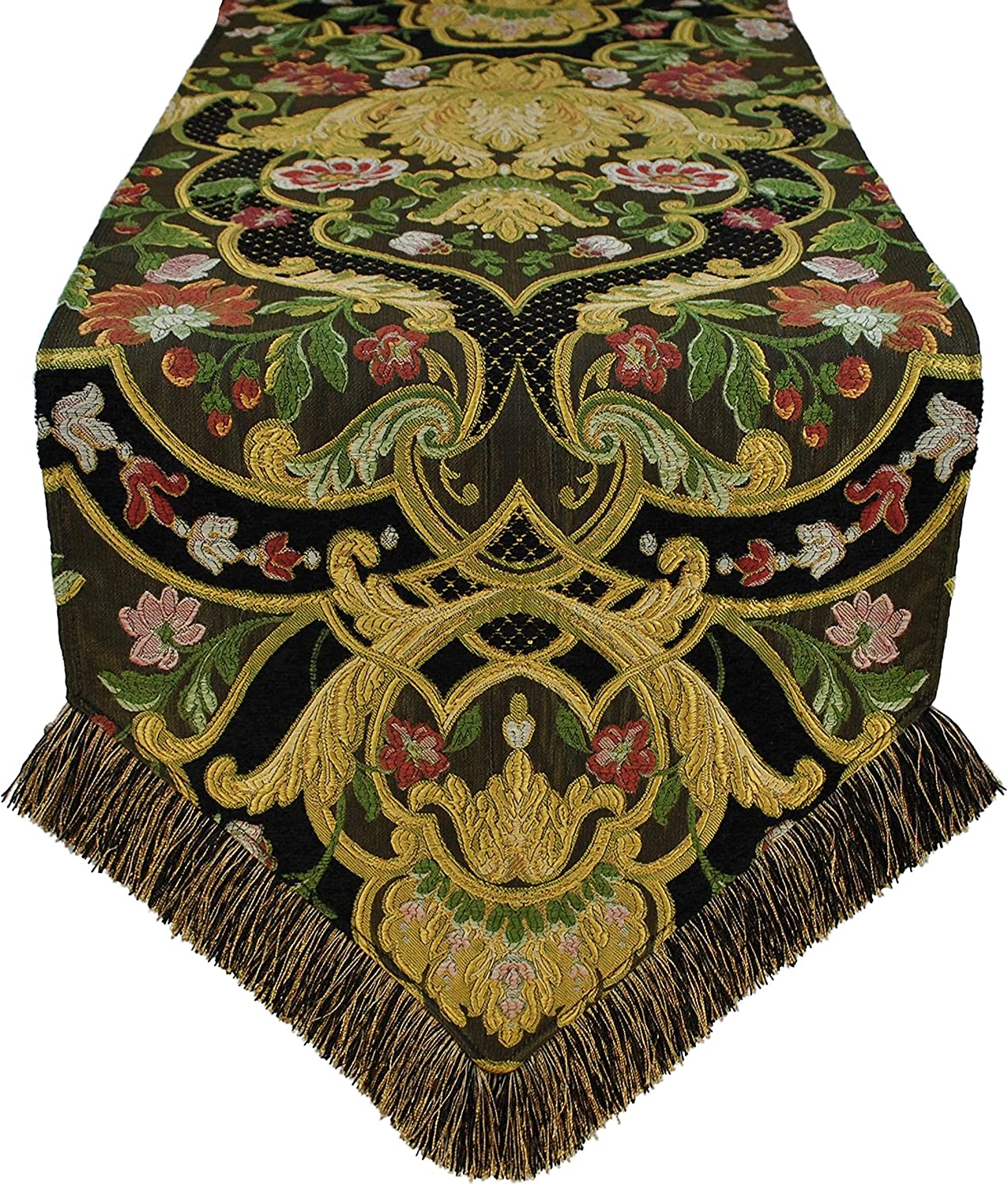 Austin Indianapolis Mall Horn Classics Gustone Luxury Design Table Runner Paisley Branded goods