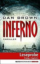 Inferno - Prolog und Kapitel 1: Thriller (German Edition)
