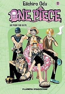 One Piece nº 11: Lo peor del este (Manga Shonen)