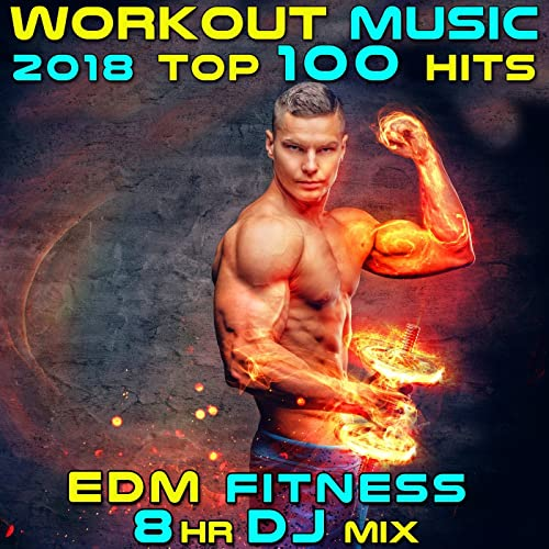 Soothing Stretch, Pt  7 (110 BPM Workout Music Deep House DJ