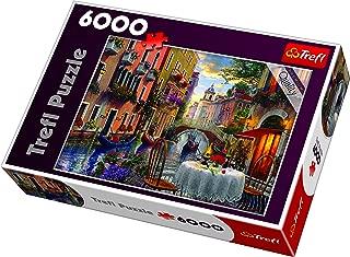 Trefl Romantic Supper Puzzle (6000 Piece)