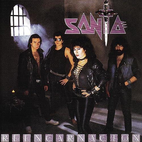 Reencarnacion By Santa On Amazon Music Amazon Com