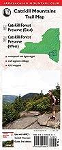 AMC Catskill Mountains Trail Map 1–2: Catskill Forest Preserve (East) and Catskill Forest Preserve (West) (Appalachian Mountain Club: Catskill Mountain Trails)