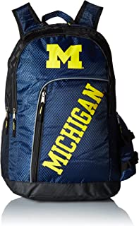 Forever Collectibles NCAA Elite Backpack, Michigan Wolverines