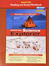 PRENTICE HALL SCIENCE EXPLORER WEATHER AND CLIMATE ADAPTED READING AND  STUDY WORKBOOK 2005C