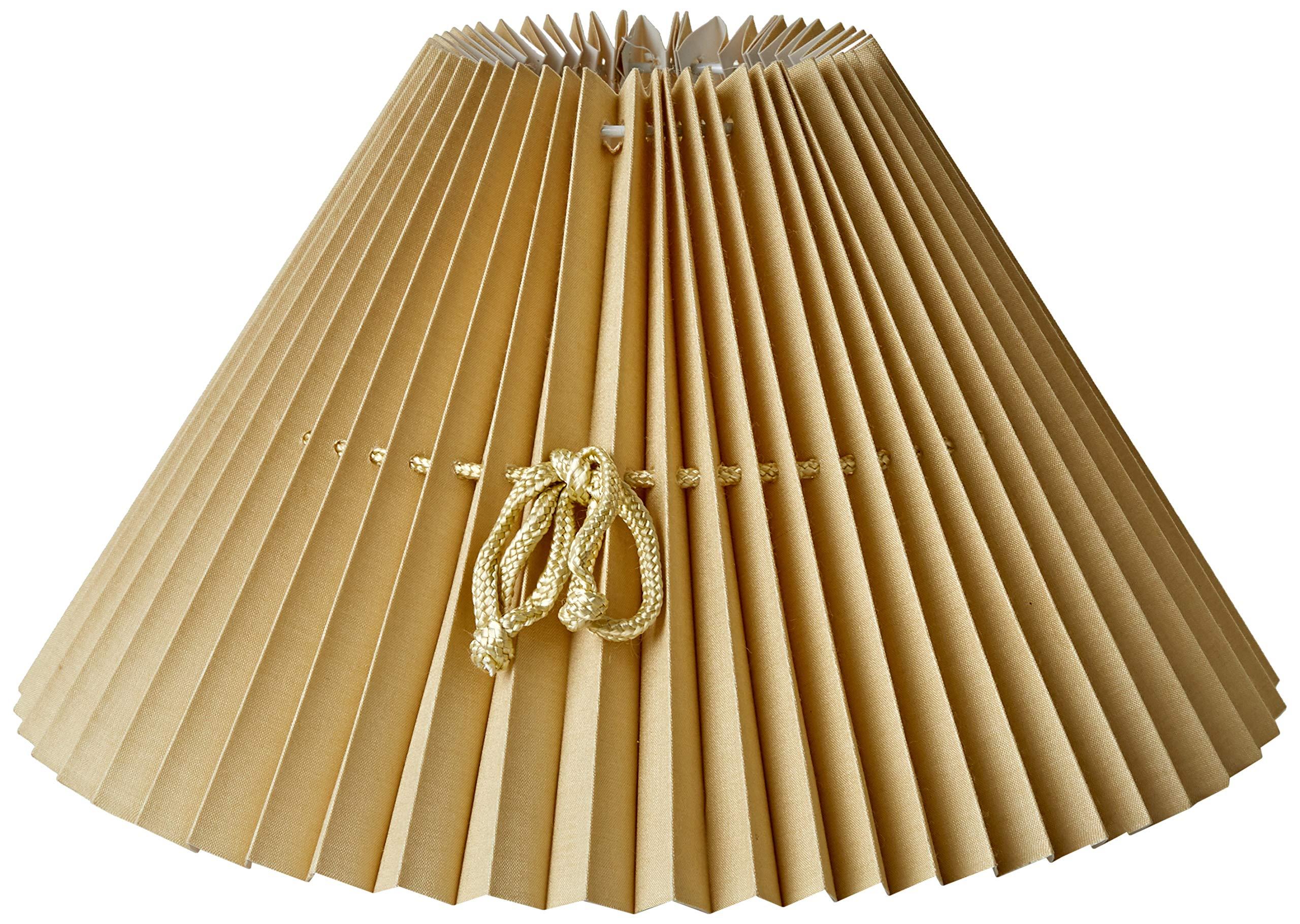 dimensioni: 30 cm Better /& Best 0201307-Vetro per lampadario in cotone Tagliere grande colore: giallo