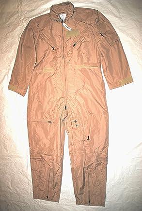 e5fe3af685d Genuine Us Air Force Nomex Fire Resistant Flight Suit Cwu-27 p - Size