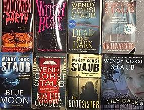 Wendy Corsi Staub Thriller Collection 8 Book Set