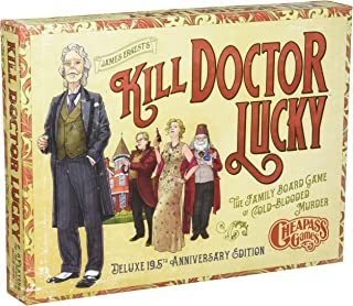Cheapass Games Kill Doctor Lucky: Deluxe 19.5th Anniversary Edition