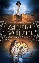 Zarina and the Djinn: A Rumpelstiltskin Story and Adult Fairytale Romance (Once Upon a Spell Book 5)