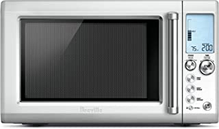 Breville The Quick Touch Microwave, Brushed Stainless Steel BMO735BSS