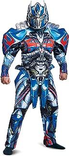 mens optimus prime costume