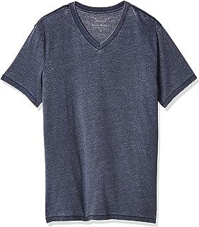 Men's Venice Burnout V-Neck Tee Shirt