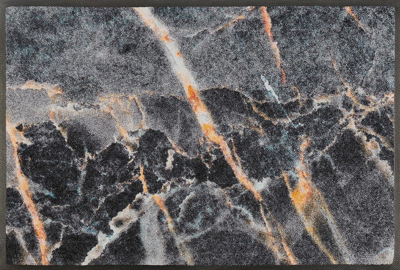 Wash+dry Wash+dry Wash+dry Matte Polyamide Schwarz 50 x 75 cm B0753F81J9 5d6c5a