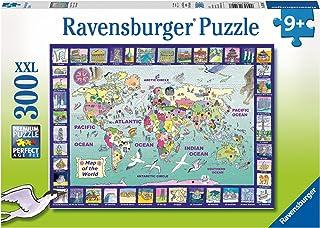 Ravensburger 13190 Ravensburger - Looking at The World Puzzle 300pc Jigsaw Puzzle