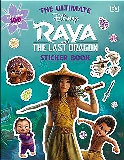 Disney Raya and the Last Dragon Ultimate Sticker Book