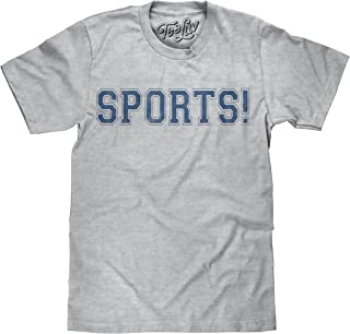 Tee Luv Sports! T-Shirt - Novelty Sports Shirt