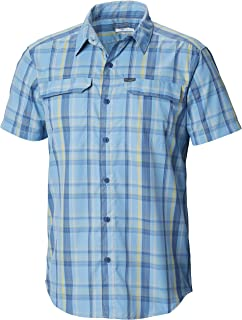 Columbia Silver Ridge™ 2.0 Multi Plaid Short Sleeve Shirt