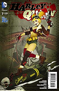 Harley Quinn #7 Bombshell Variant