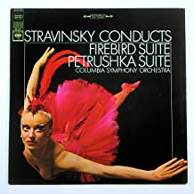 Stravinsky Conducts Firebird Suite / Petrushka Suite Columbia Symphony Orchestra, Stravinsky, Conductor