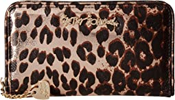 Betsey Johnson - Leopard Wallet
