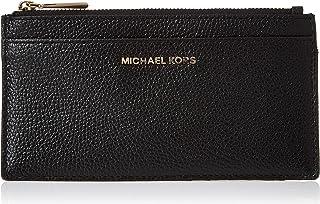 حقيبة بطاقات للنساء من مايكل كورس، اسود - 34F9GF6D7L