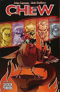 Chew Volume 9: Chicken Tenders (Chew Tp)