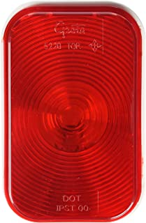 Grote 52202 Rectangular Stop Tail Turn Light (Double Contact)
