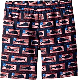 Columbia Kids Super Backcast Shorts (Little Kids/Big Kids)