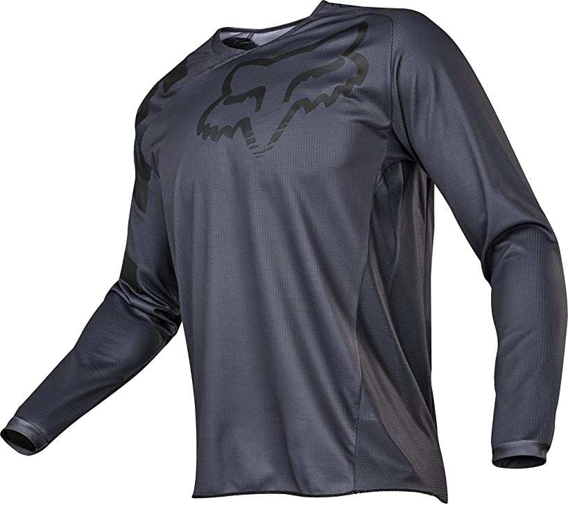 Fox Racing 180 Sabbath Men's Off-Road Motorcycle Jerseys - Black / Large