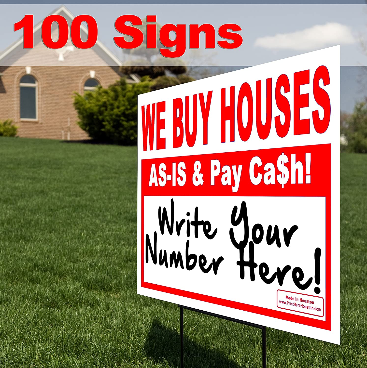 Mesa Mall VIBE Max 56% OFF INK Bundle 100qty - WE Pay AS-is Houses Cash Writ Buy