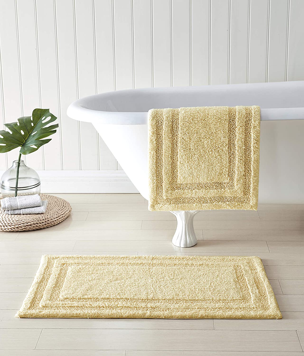 Tommy Bahama Home Isla Collection Tufted Rug Bath Recommended Set-100% C Max 54% OFF