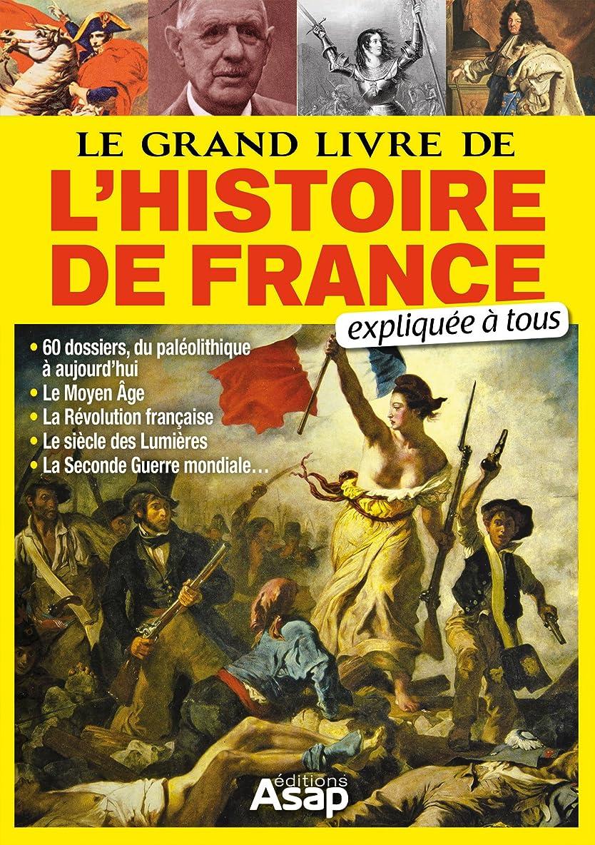ミント時計回り実質的にLe grand livre de l'histoire de France expliqué à tous (French Edition)