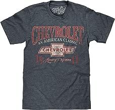 Tee Luv Chevrolet an American Classic T-Shirt - Chevy 1911 Shirt