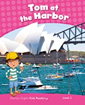 Level 2: Tom at the Harbour CLIL AmE (Pearson English Kids Readers) (English Edition)