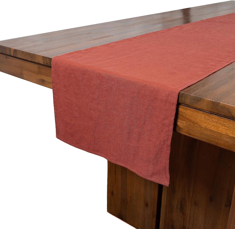 Bargain sale artésien maison French Linen Table Runner Farmhouse - New product type Rustic